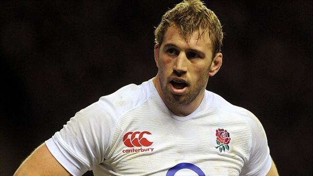 Autumn Internationals - Robshaw to captain England in November Tests
