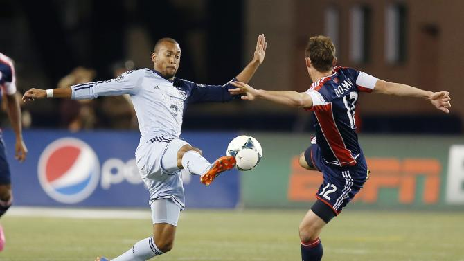 Dorman, Rowe lead Revolution in 2-1 win over KC