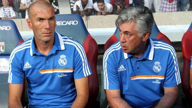 Liga - Ancelotti lays into Real Madrid stars