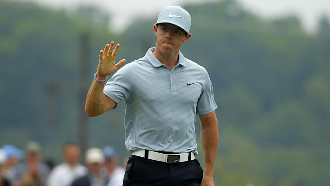 Golf - McIlroy claims PGA of America's player of year honours