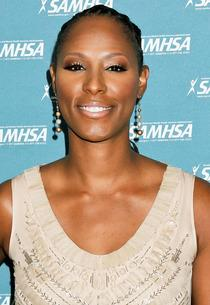 Chamique Holdsclaw | Photo Credits: Tibrina Hobson/FilmMagic