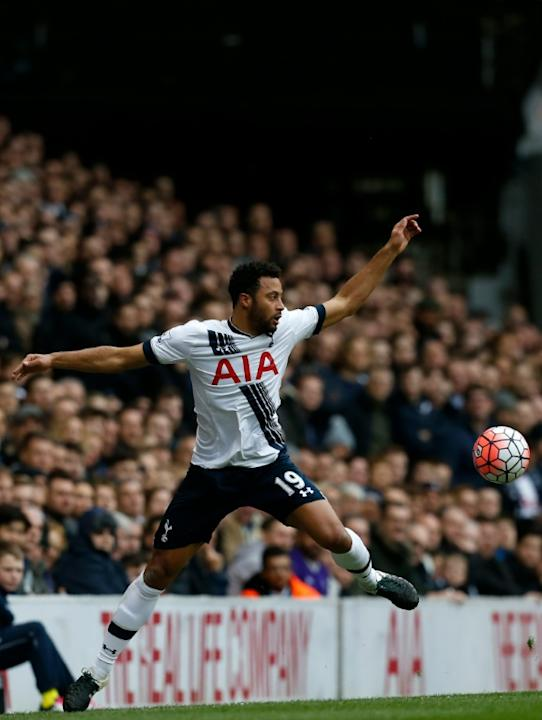 Tottenham will be without Mousa Dembele against Southampton after he picked up a six-game ban for gouging the eye of Chelsea's Diego Costa during Monday's costly 2-2 draw