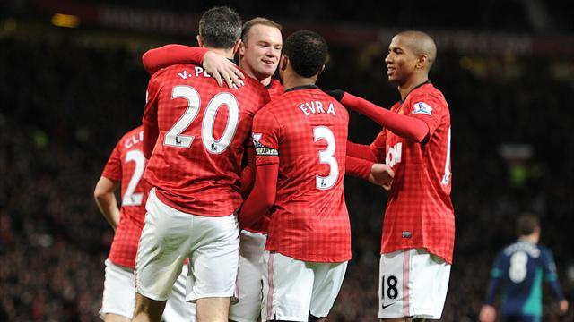 Football - United too strong for Black Cats