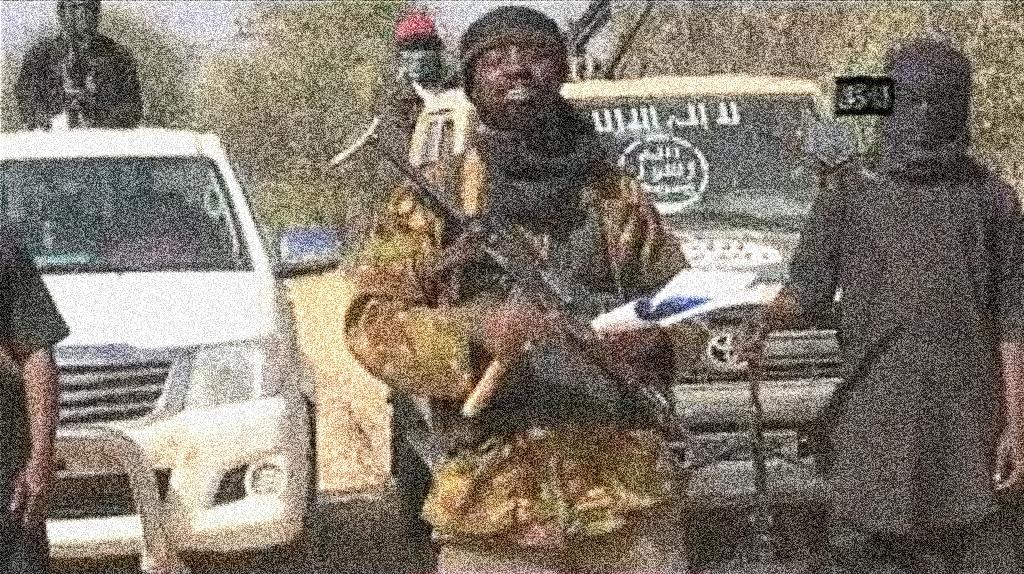 Boko Haram fighters told to 'kill wives' as troops take its 'HQ'