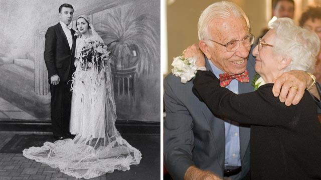 Connecticut Couple Honored as 'Longest Married' in U.S.