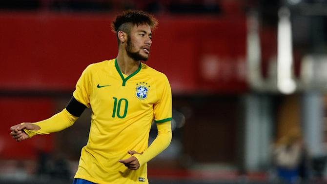 Football - Neymar 'fed up' over transfer scrutiny in courts