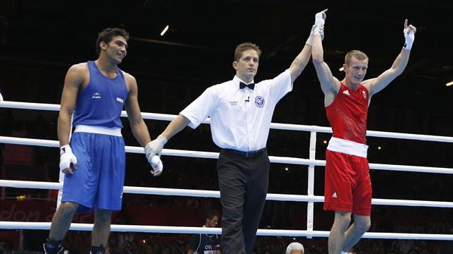 Boxing - Indian official expects global amateur ban to be lifted