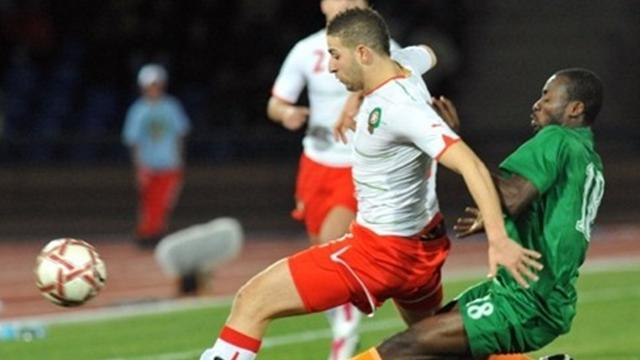 World Cup - Apologetic Taarabt returns to Morocco squad