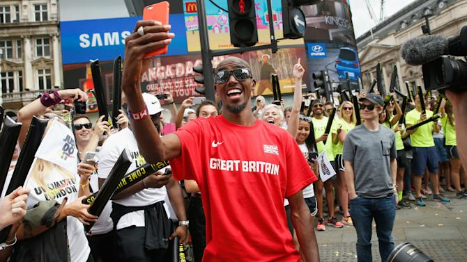 Farah targeting Olympic double-double