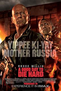 Poster of A Good Day to Die Hard