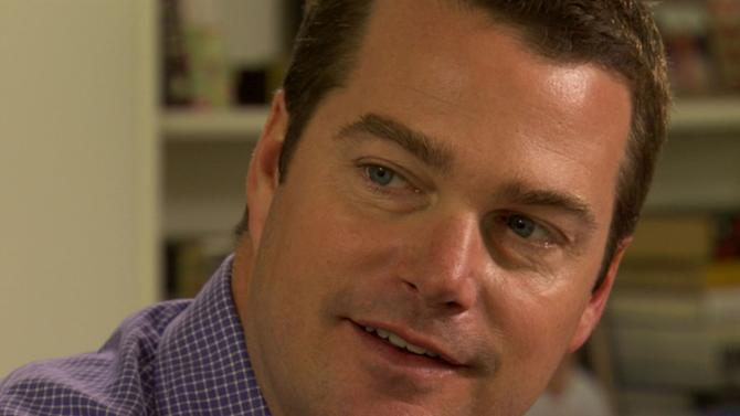 """""""Who Do You Think You Are?"""" Episode 405 - Chris O'Donnell"""