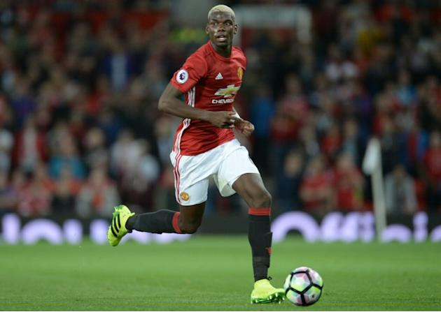 Manchester United set a new world record with the 89 million pound purchase this month of French midfielder Paul Pogba