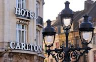 The Carlton hotel in Lille. The latest sex crime case against Dominique Strauss-Kahn centres around allegations that together with business leaders and police officials in Lille, he operated a vice ring supplying girls for sex parties, some of which are said to have taken place at the Carlton Hotel.
