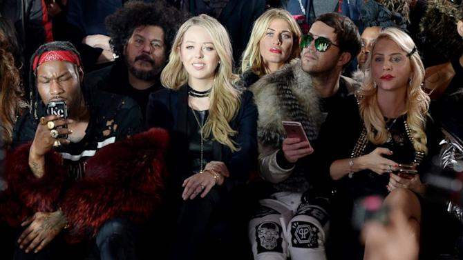 Fashion writer shares more on what happened with Tiffany Trump at New York Fashion Week