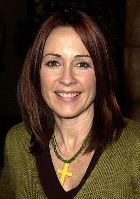 Patricia Heaton at the Westwood premiere of Warner Brothers' Harry Potter and The Sorcerer's Stone