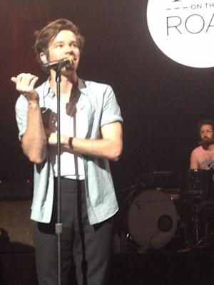The Late Show With fun.! Watch Nate Ruess & Andrew Dost's 'Letterman' Act
