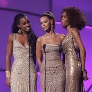(L to R) Kelly Rowland, Beyonce Knowles, Michelle Williams of Destiny's Child