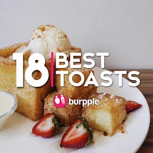Burpple - 18 Best Places for Toast in Singapore