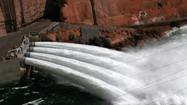 Grand Canyon Flood Underway to Rebuild Beaches