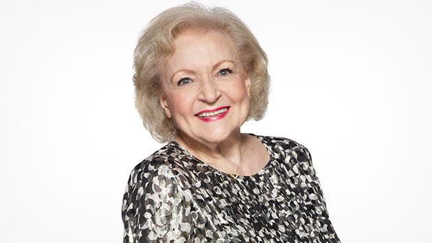 """""""Hot in Cleveland"""" Betty White"""