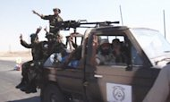 Rebels Face Tough Fight In Gaddafi Heartlands