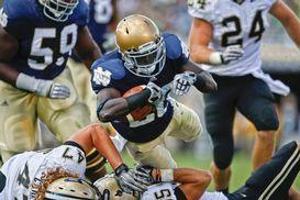 Breaking down Notre Dame RB Cierre Wood