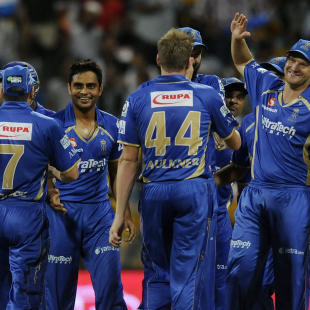Rajasthan edge low-scoring thriller