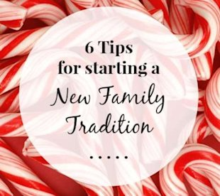 Start a new family tradition!