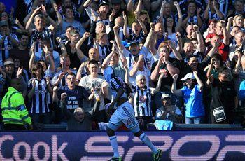 West Brom 5-5 Manchester United: Lukaku hat-trick spoils Sir Alex Ferguson's send-off