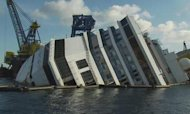 Costa Concordia To Be Removed By September