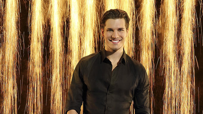 """Dancing with the Stars"" Season 16 GLEB SAVCHENKO"