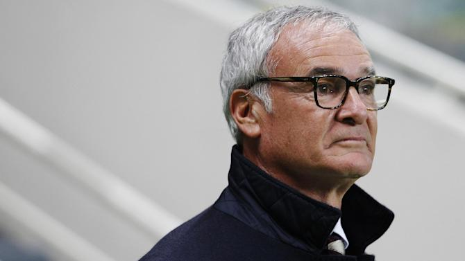 World Cup - Greece name Ranieri as new coach
