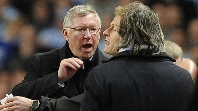 Premier League - Beating City is Fergie's greatest ever challenge