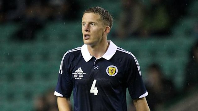 Christophe Berra is available for Scotland's match with Serbia on Saturday