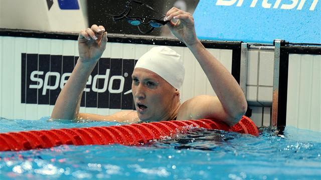 British swimmer Spofforth retires at 24