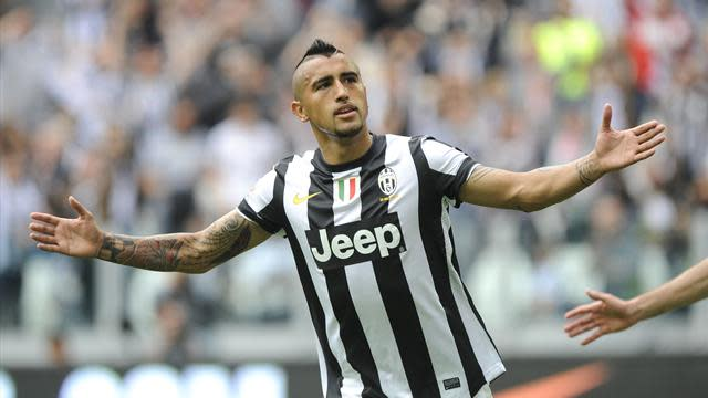 Serie A - Vidal agent set for contract talks