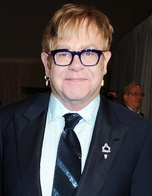 Elton John Recovering From Surgery to Remove Appendix