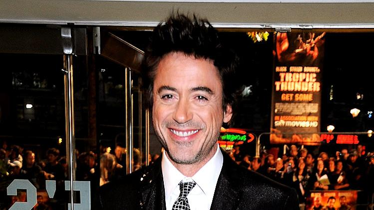 Downey Jr Robert Trpc Thndr Lndn Pr
