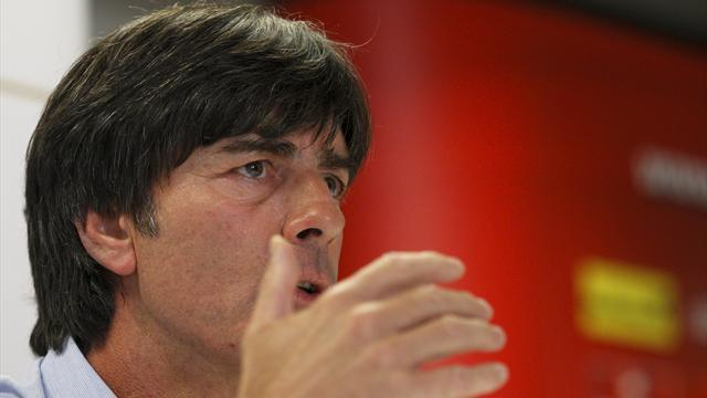 Germany coach Loew on high alert