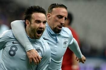 'The talisman of a revitalised France' - Goal.com's World Player of the Week Mathieu Valbuena