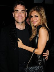 Robbie Williams' wife has pregnancy diabetes