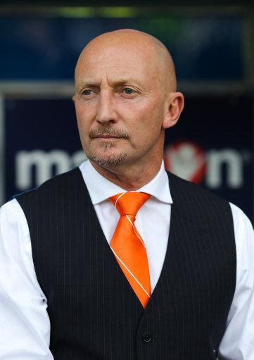 Ian Holloway, pictured, said that Matt Phillips will not be leaving Blackpool