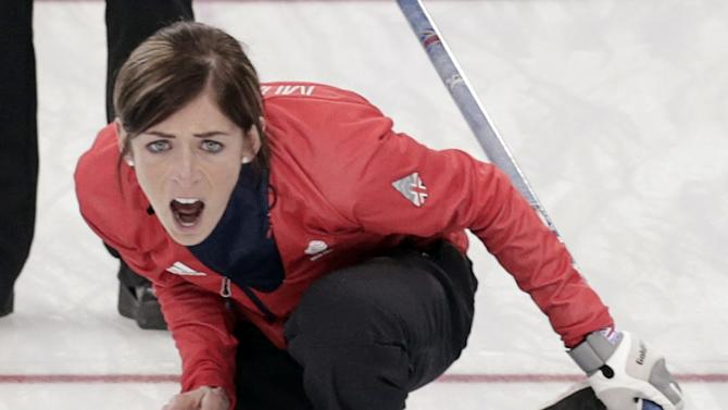 Sochi Olympics 2014: Eve Muirhead Inspires Britain's Women to Curling Bronze