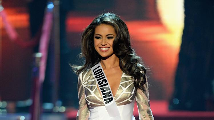 2013 Miss USA Competition - Show