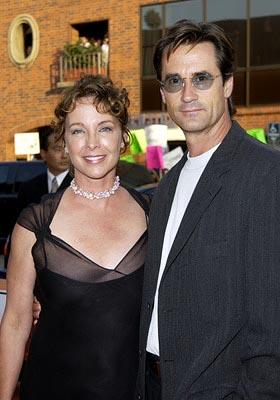 Premiere: Kathleen Quinlan and Bruce Abbott at the LA premiere of New Line's Simone - 8/13/2002