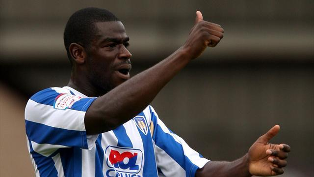Okuonghae stays at Colchester