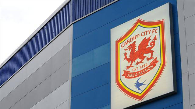 Football - Cardiff to stick with crest