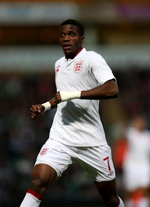 Wilfried Zaha has played for England Under-21s in the past