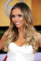 Giuliana Rancic arrives at the 17th Annual Screen Actors Guild Awards held at The Shrine Auditorium, Los Angeles, January 30, 2011 -- Getty Images