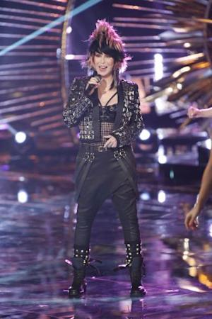 Cher performs on 'The Voice' Season 4 finale, June 18, 2013  -- NBC